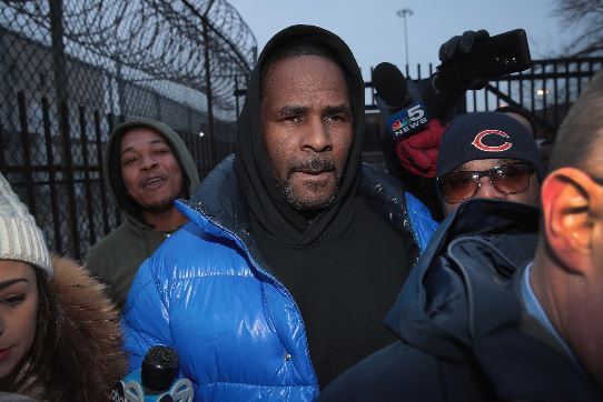 R. Kelly's Crisis Manager Resigns