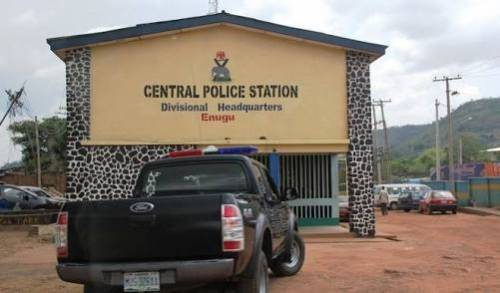 Gunmen Attack Enugu Police Station