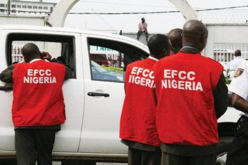 How We Were Stopped From Searching Ambode's House –EFCC