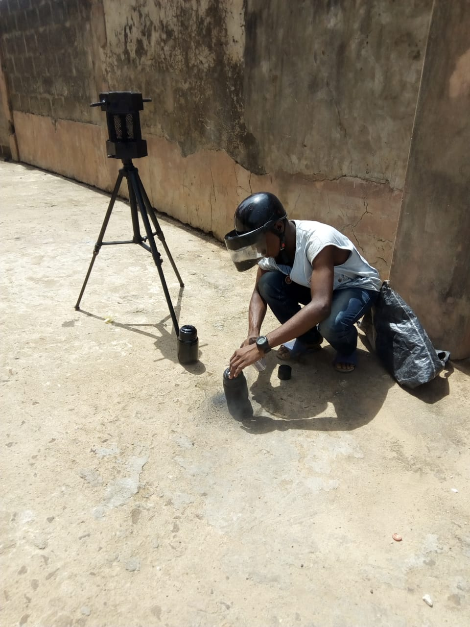 Exclusive Interview With Inventor and Innovator Stanley Anigbogu(inventor of the Mosquito Magnet)