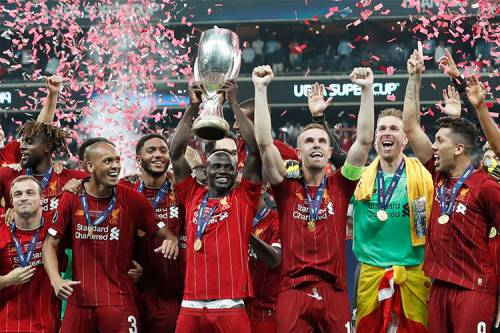 Liverpool Defeat Chelsea On Penalties To Claim UEFA Super Cup