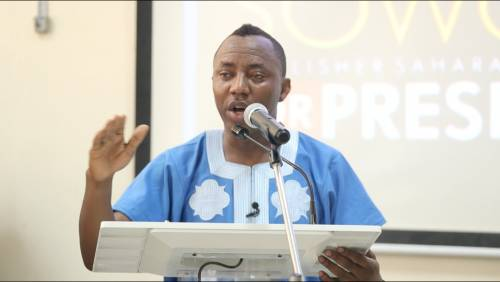 #RevolutionNow: Sowore In High Spirits In Detention, Sources Say