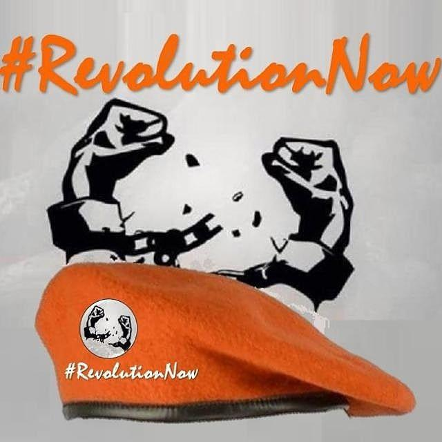 BREAKING: Protesters Defy Police, Hold #RevolutionNow Protest In Abuja