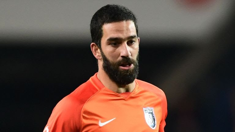 Barcelona loanee Arda Turan hit with two-year prison sentence for firing gun in a hospital