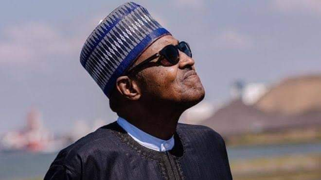 WHY I HANDED OVER THE TREASURY TO WOMEN-PRESIDENT BUHARI