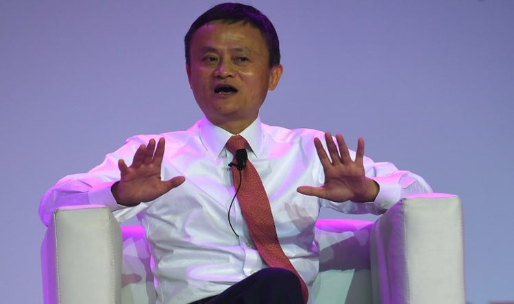 Co-founder, Jack Ma, eases out of thriving Alibaba