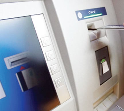 Security tips while using an ATM