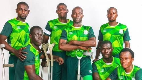 Shocking: Nigerian Amputee Team Travels To Football Tournament In Angola With Flight Tickets, Jerseys, Boots Procured On Credit