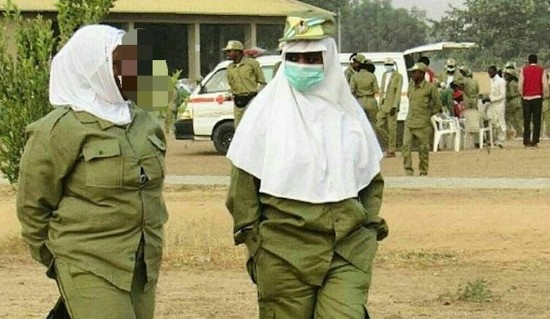 Good News As NYSC 'Approves' Shoulder-Length Hijab For Muslim Corps Members