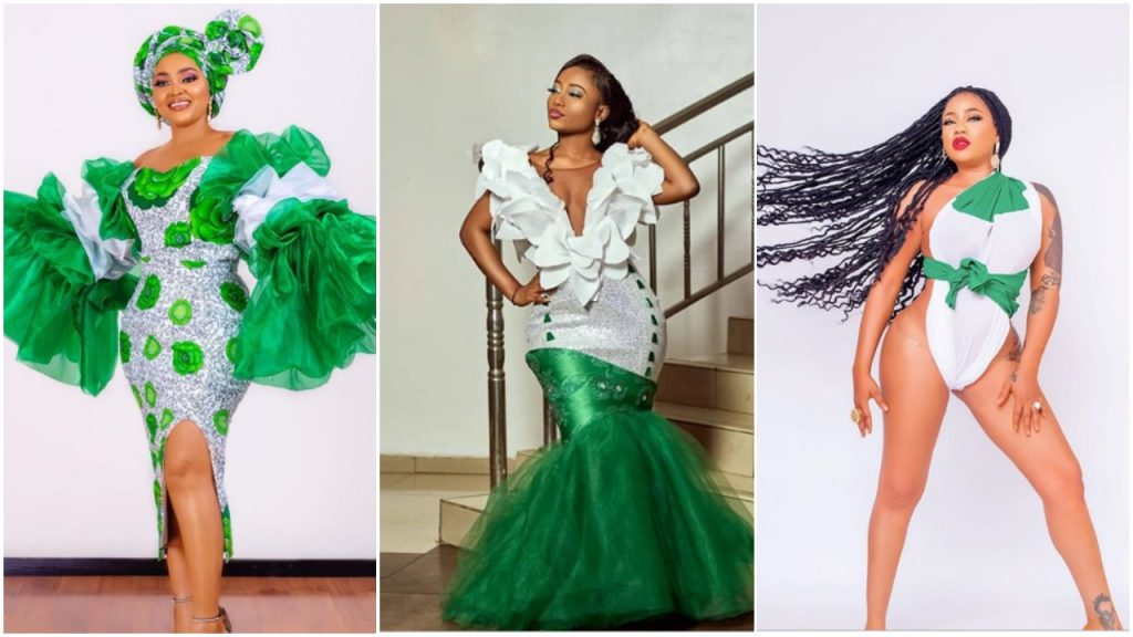 How Your Favourite Celebrities Celebrated Nigeria's Independence Day 2019