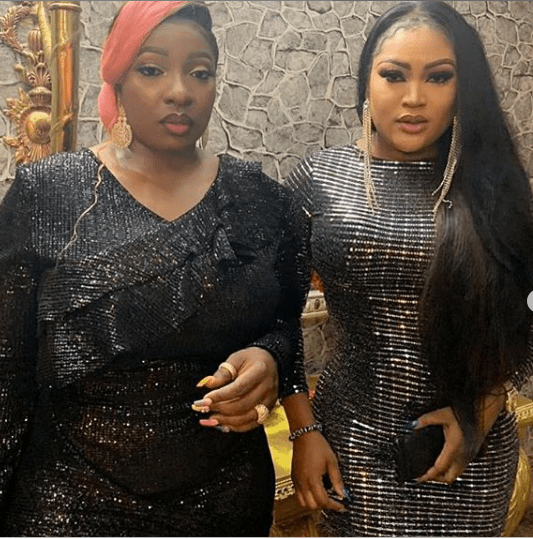 Entertainment News : 'It Is Only A Witch That Won't Want You To Prosper' – Anita Joseph Blasts Fellow Actress & BestFriend Uche Elendu On Instagram
