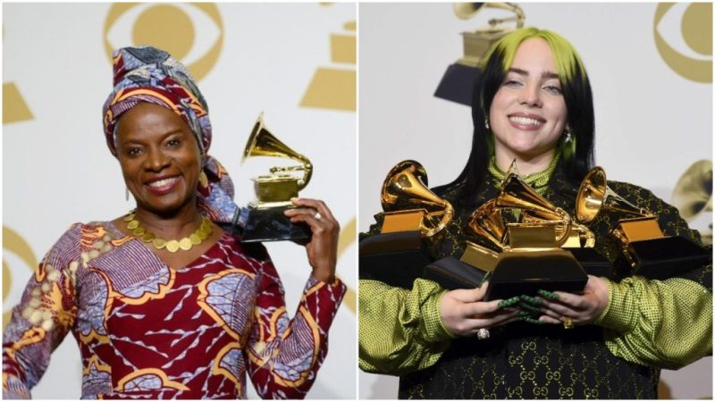 A Look At The Top 10 Female Winners At The Grammy Awards 2020