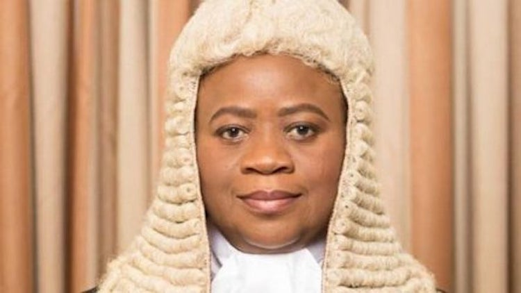 Justice Dongban-Mensem Nominated By Buhari As President, Court Of Appeal + 13 Interesting Facts About Her