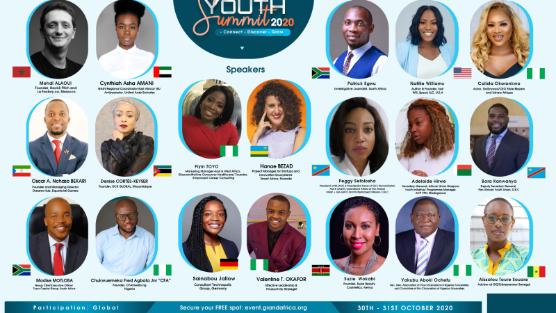 Professor Chukwuma Charles Soludo, H.E.S. F Houmard set to deliver Keynote Address at the GAIN Youth Summit | October 30 – 31
