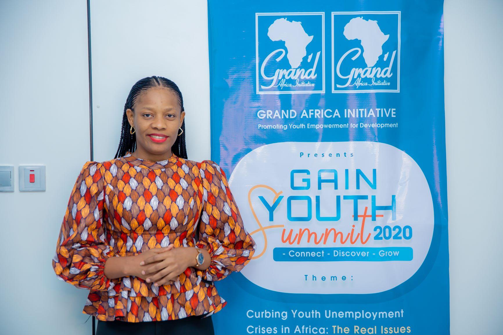 Chinwe Okoli's Speech at the GAIN Youth  Summit – READ