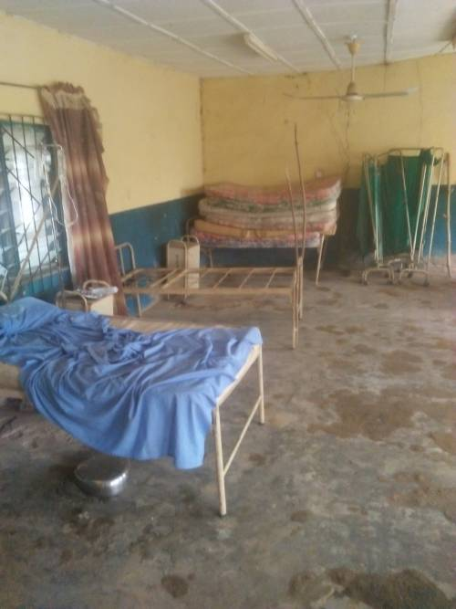 Kogi Hospital Of Horror Where Snakes Chase Patients From Wards, Nurses Fetch River Water