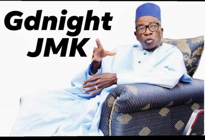 Jubril Martins-Kuye, former minister of commerce, is dead