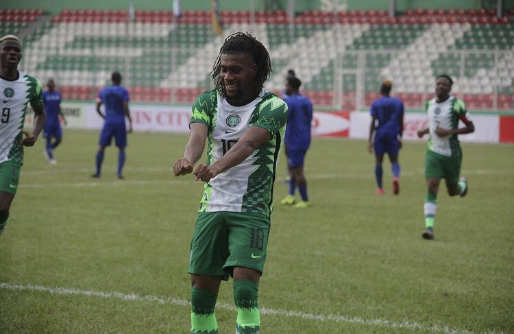 Congratulations to Nigeria's Super Eagles on their Win & Qualification for AFCON 2022