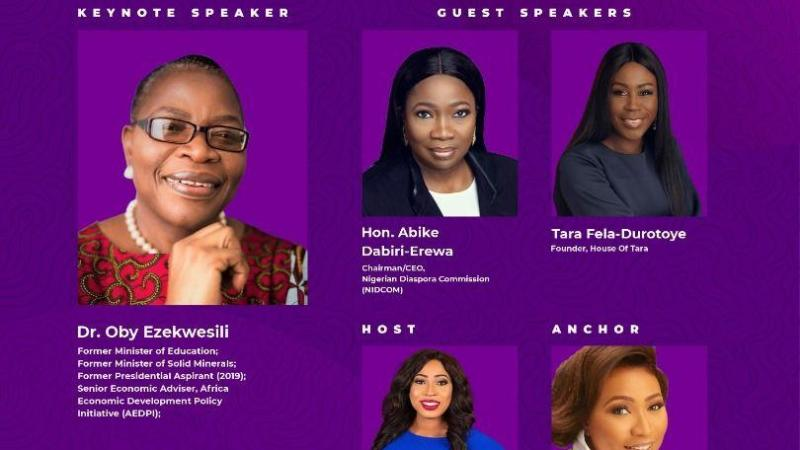 International Women's Day: Hon. Abike Dabiri, Dr. Oby Ezekwesili, Tara Durotoye, Others to Speak at Lead Generation Initiative's Virtual Conference