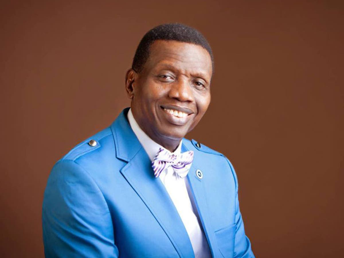 Here's why FG suspended Adeboye's helicopter from flying