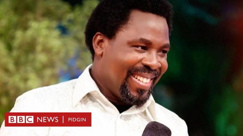 How TB Joshua Was Magician, Disguised As Prophet – Chris Okotie