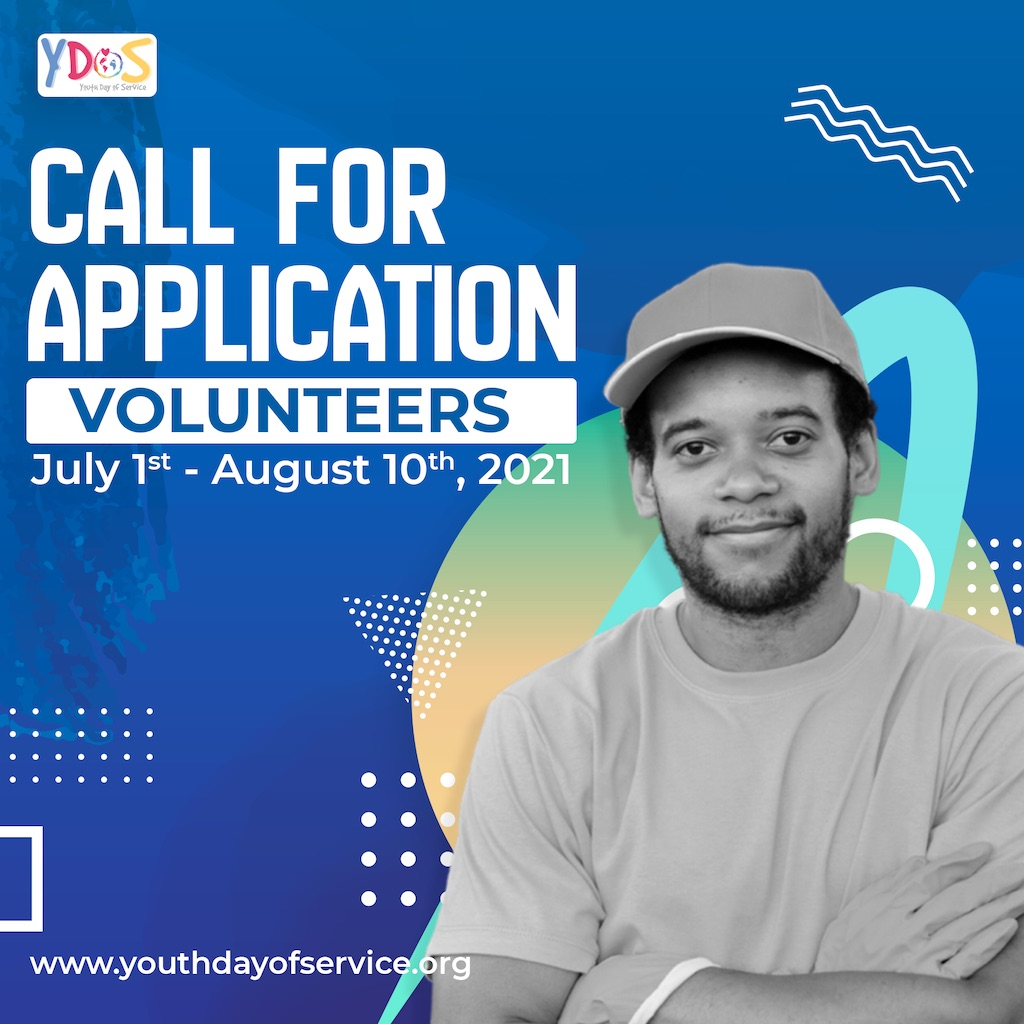 'Youthful and Useful' – Sign Up Today for LEAP Africa Youth Day of Service 2021
