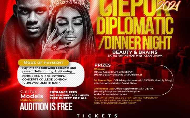Miss Ciepuk 2021 Contest To Proffer Solution To Nigeria's Educational System Says, Organisers