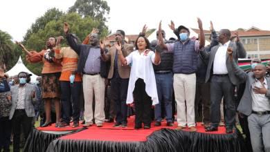 Mt Kenya Coronates Munya ditch speaker Muturi