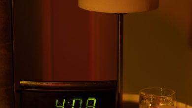 Waking Up at 4am