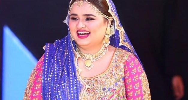 کامیڈین فائزہ سلیم