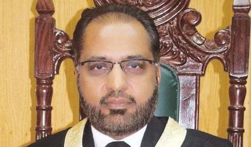 justice shoukat siddiqui