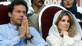 imran with jamima
