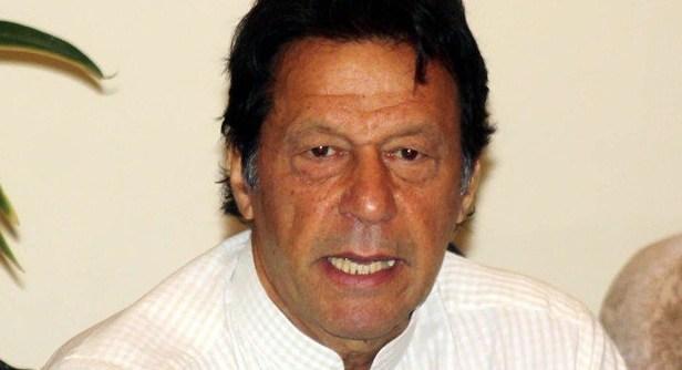 imran khan press conference