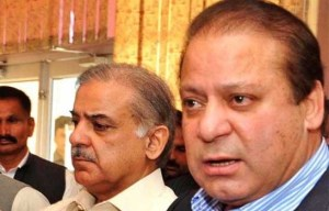 nawaz and shehbaz