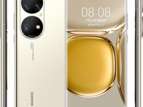 Huawei P50 mobile