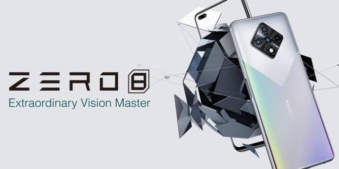 Infinix Zero 8 mobile