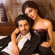 Maya Ali and Sheheryar Munawar pics