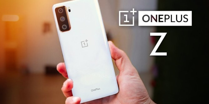 OnePlus Nord Z mobile