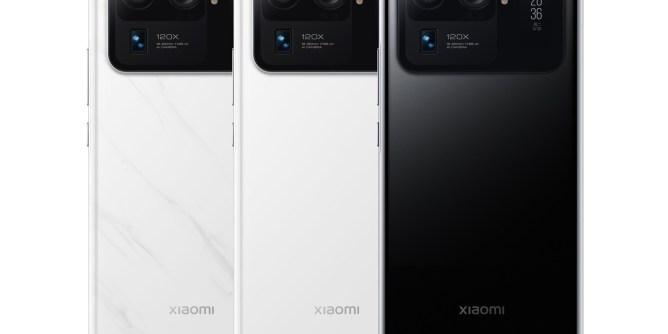 Xiaomi Mi 11 Ultra mobile