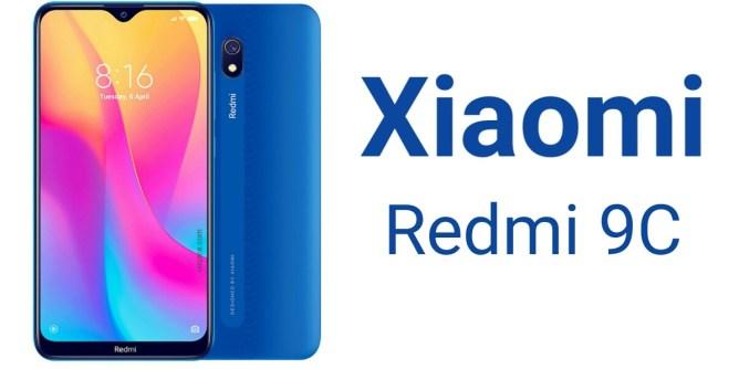Xiaomi Redmi 9C mobile