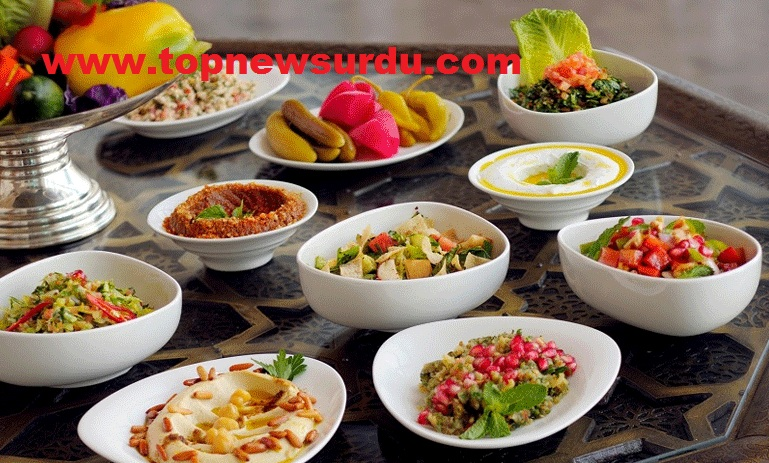 fasting foods