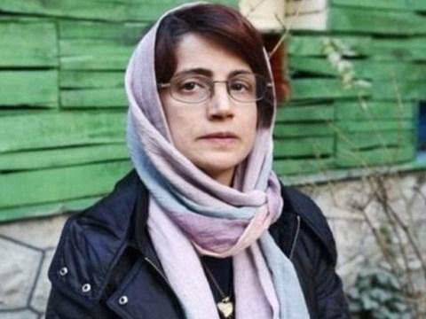 Iranian lawyer Nasreen