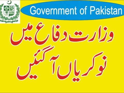 jobs in ministry of defense 2019