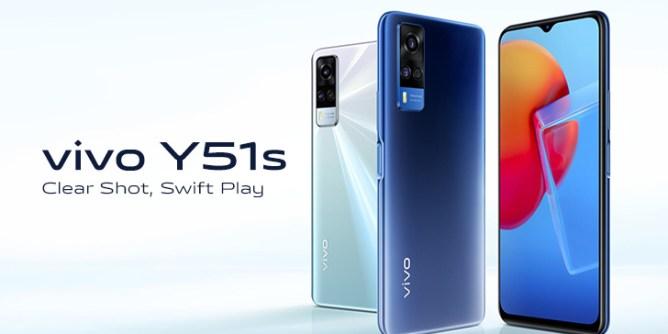 vivo Y51s mobile