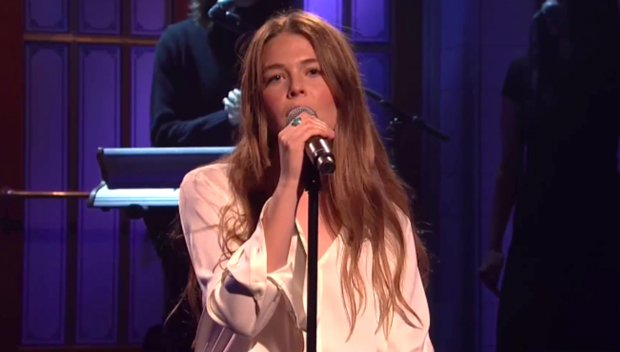 Image result for maggie rogers snl