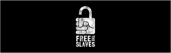 Free the Slaves - Charity Logo