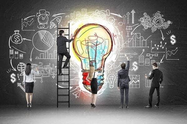 Innovators at work
