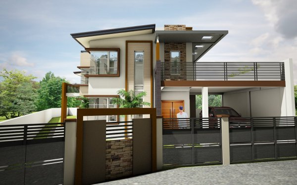 Filipino Philippines House Design Architects