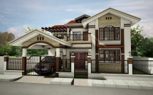 Residential House Design Philippines