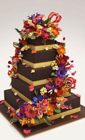 Wedding chocolate paradise